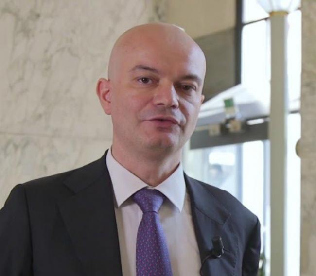 Vito Ruscigno, Responsabile Npe Optimisation Gruppo Intesa Sanpaolo