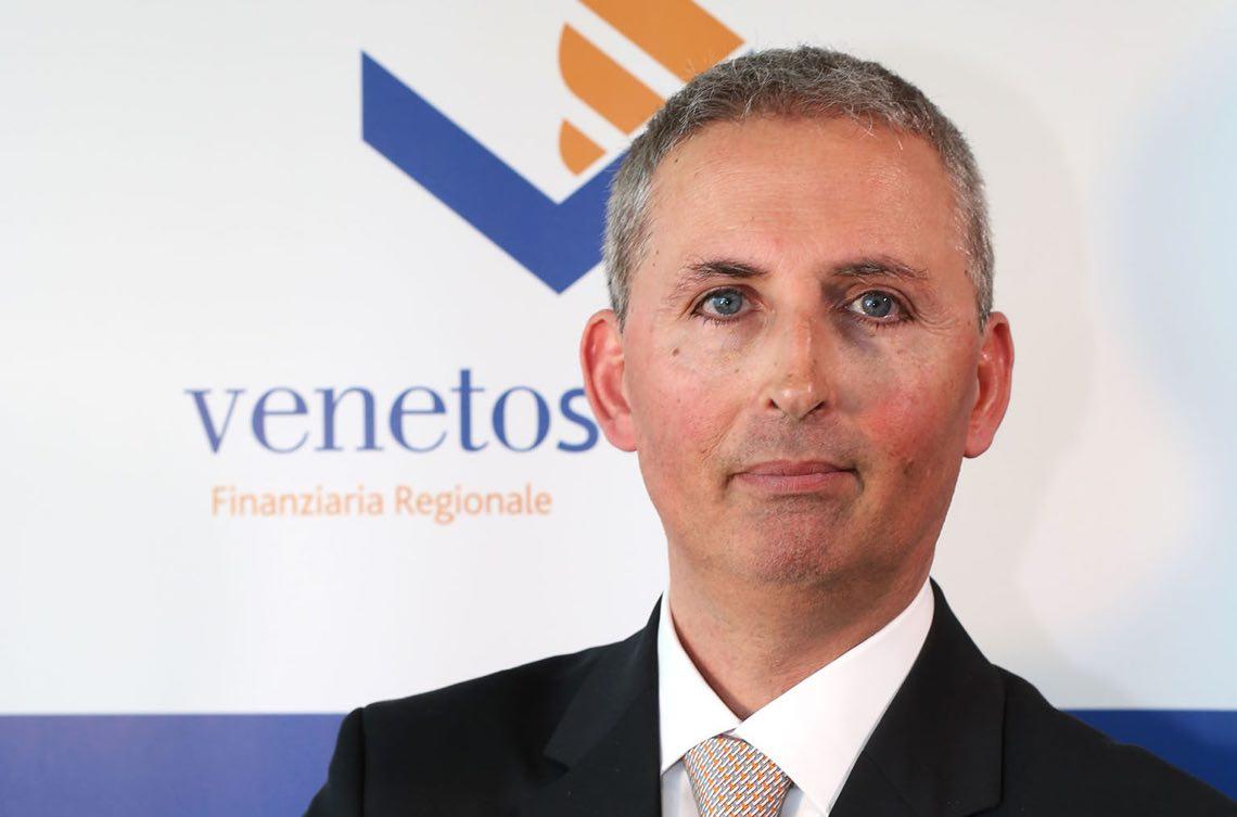 Fabrizio Spagna, presidente di Veneto Sviluppo