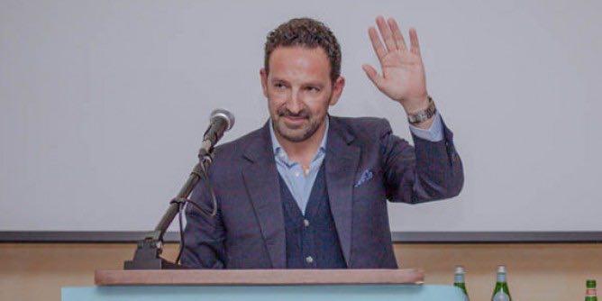 L'assessore regionale della Programmazione e Bilancio Giuseppe Fasolino
