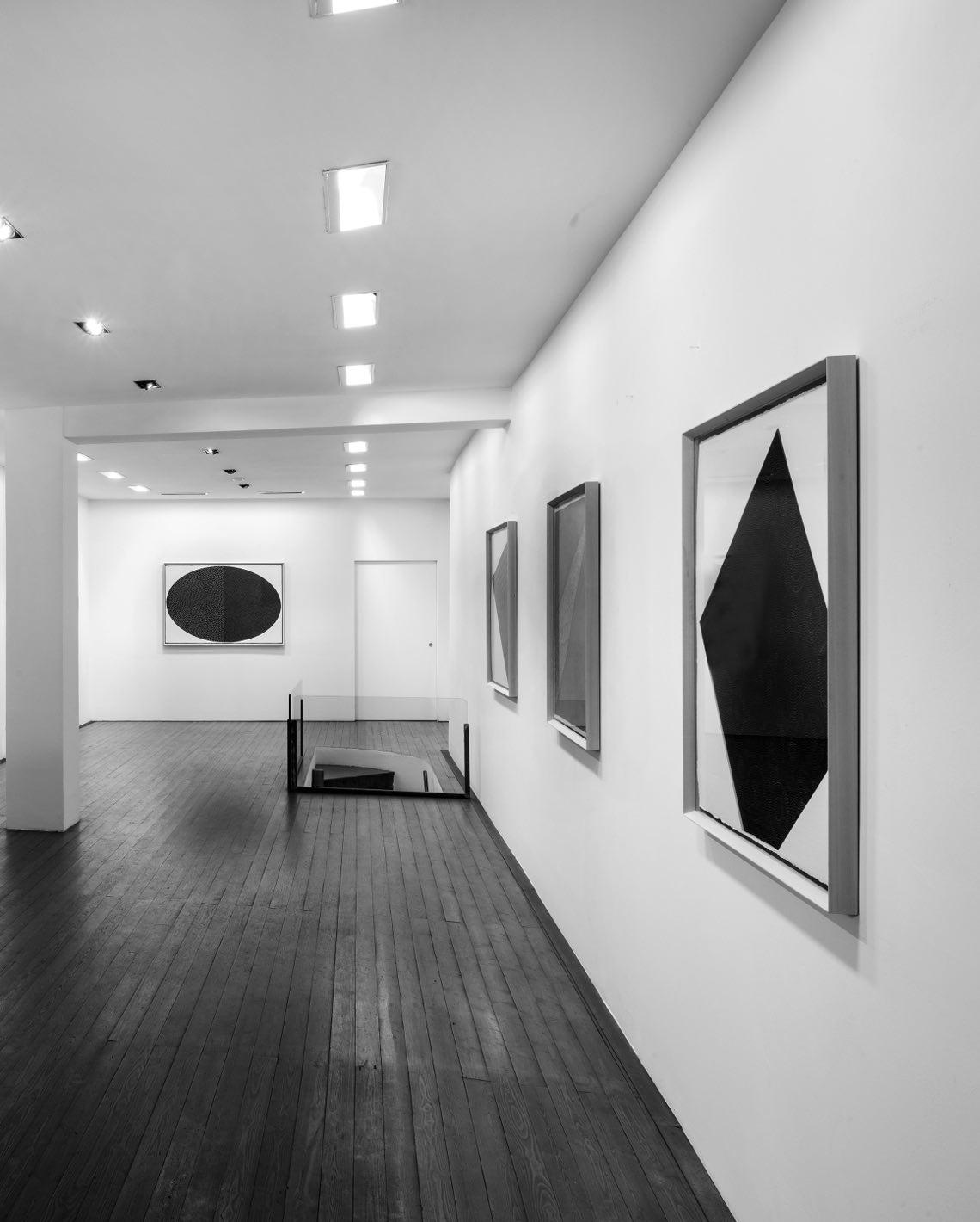 La mostra di Giulia Napoleone in galleria