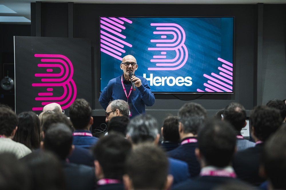 Fabio Cannavale, promotore di B Heroes