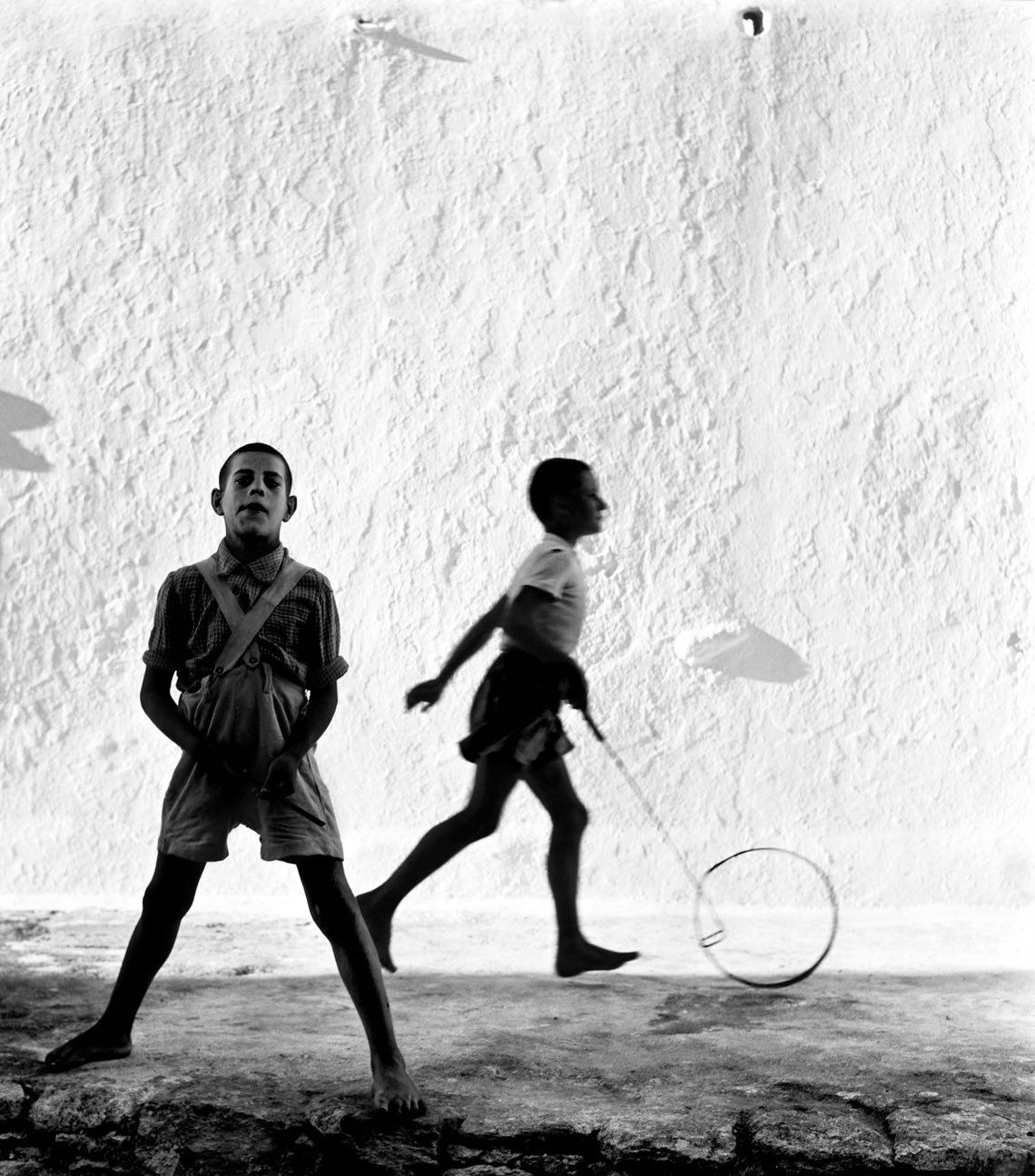 Piergiorgio Branzi, Mykonos, 1957_1