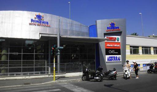 centro commerciale primavera roma
