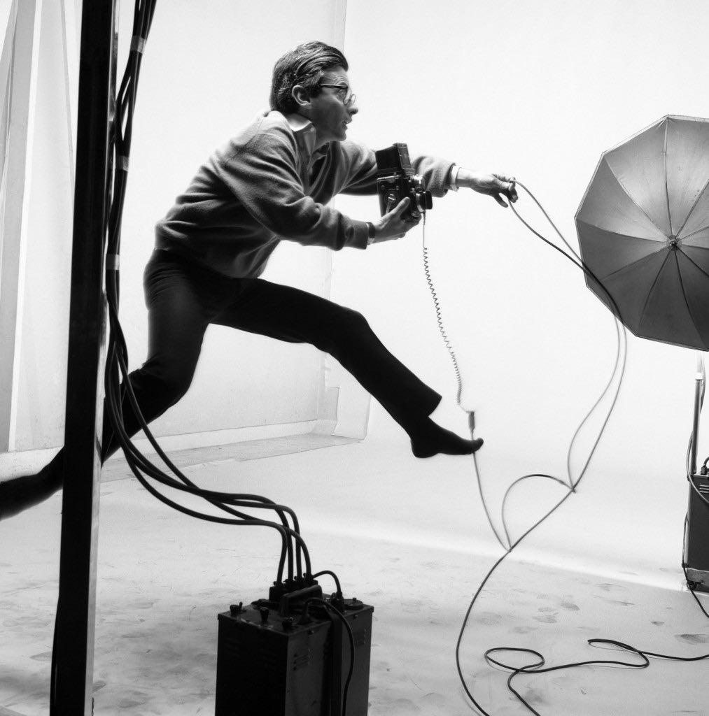 11 .Richard Avedon, New York, 1966