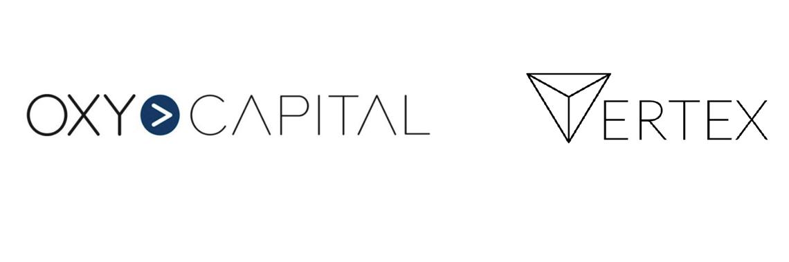 Oxy Capital e Vertex