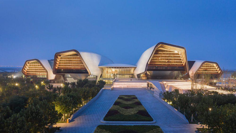 National Maritime Museum of China, Tianjin, Cina - Per gentile concessione di Terrance Zhang