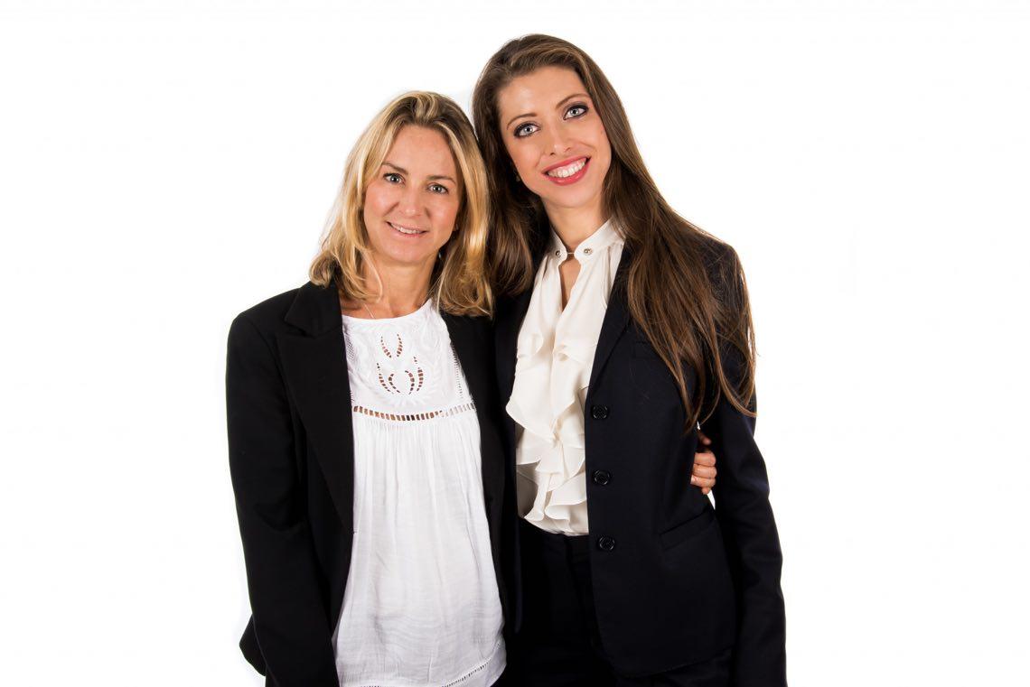 Da sinistra, Paola Marzario, fondatrice e presidente di BrandOn Group e Ilaria Tiezzi, CEO di BrandOn Group