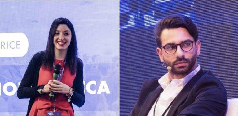 Eleonora Rocca e Francesco Redaelli