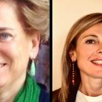Lucia Romagnoli e Mariarosa Trolese