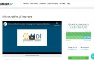 Microcredito d'Impresa raccoglie oltre 1,8 mln euro in equity crowsfunding su Opstart