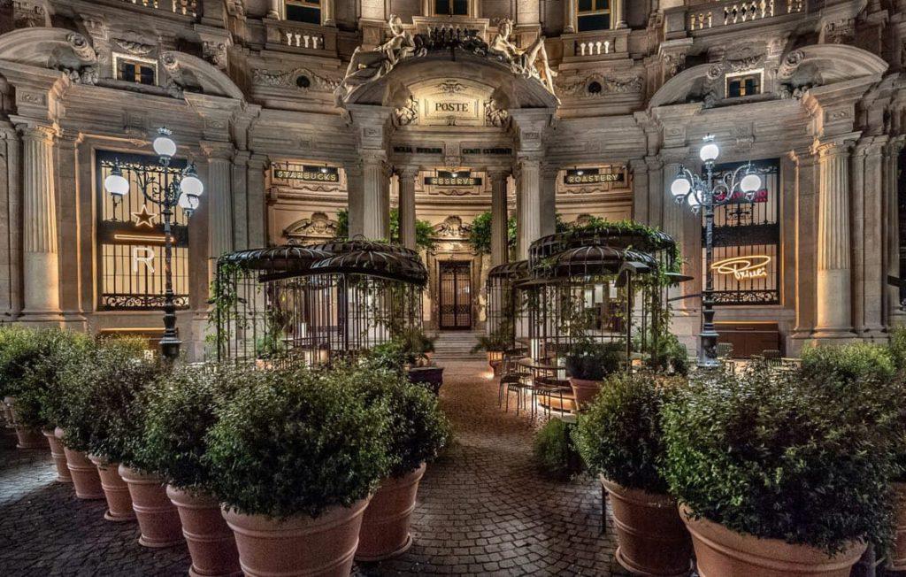 palazzo poste Milano