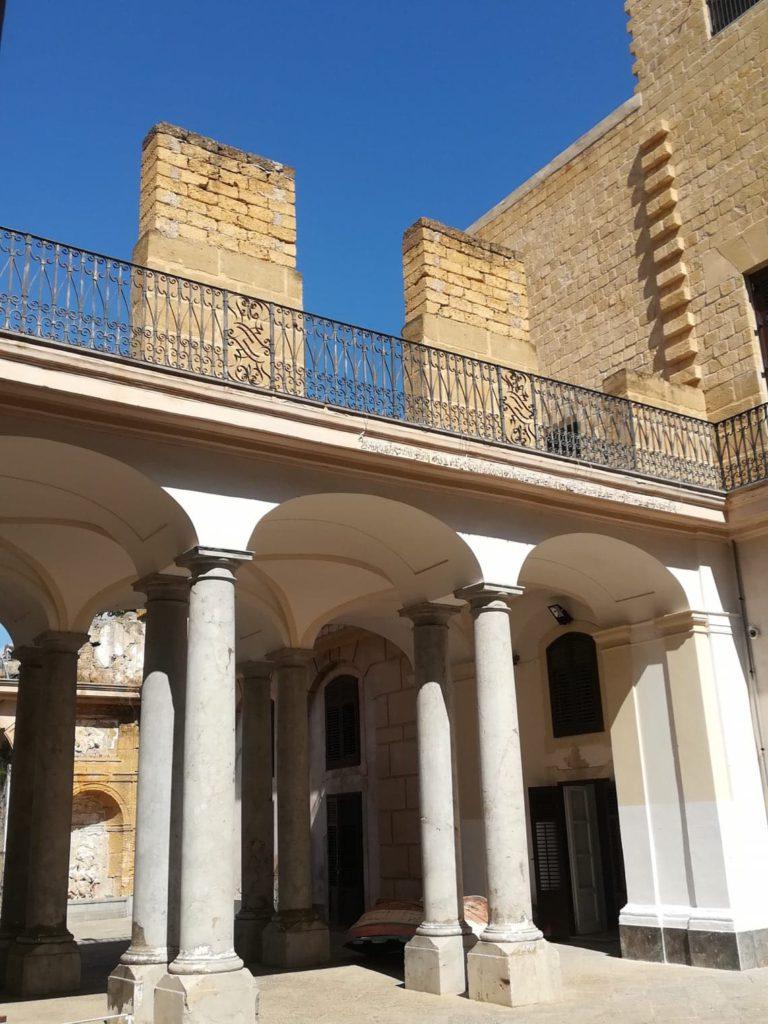 Palazzo RISO, interno