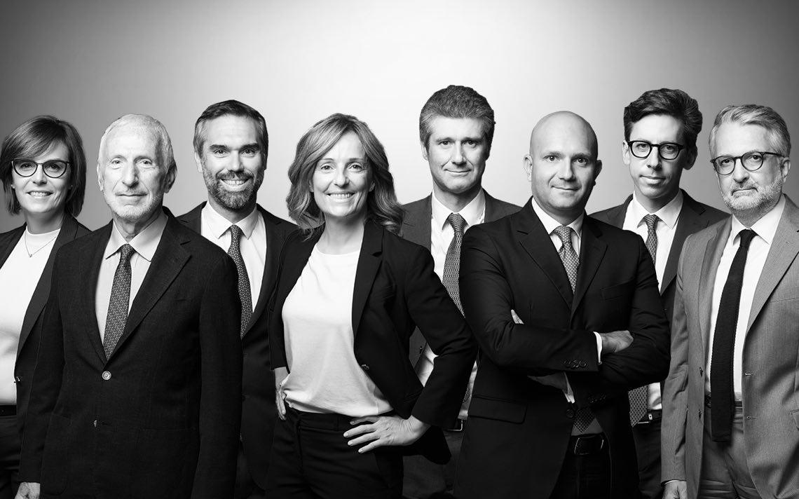 Gli 8 professionisti fondatori di RLVT