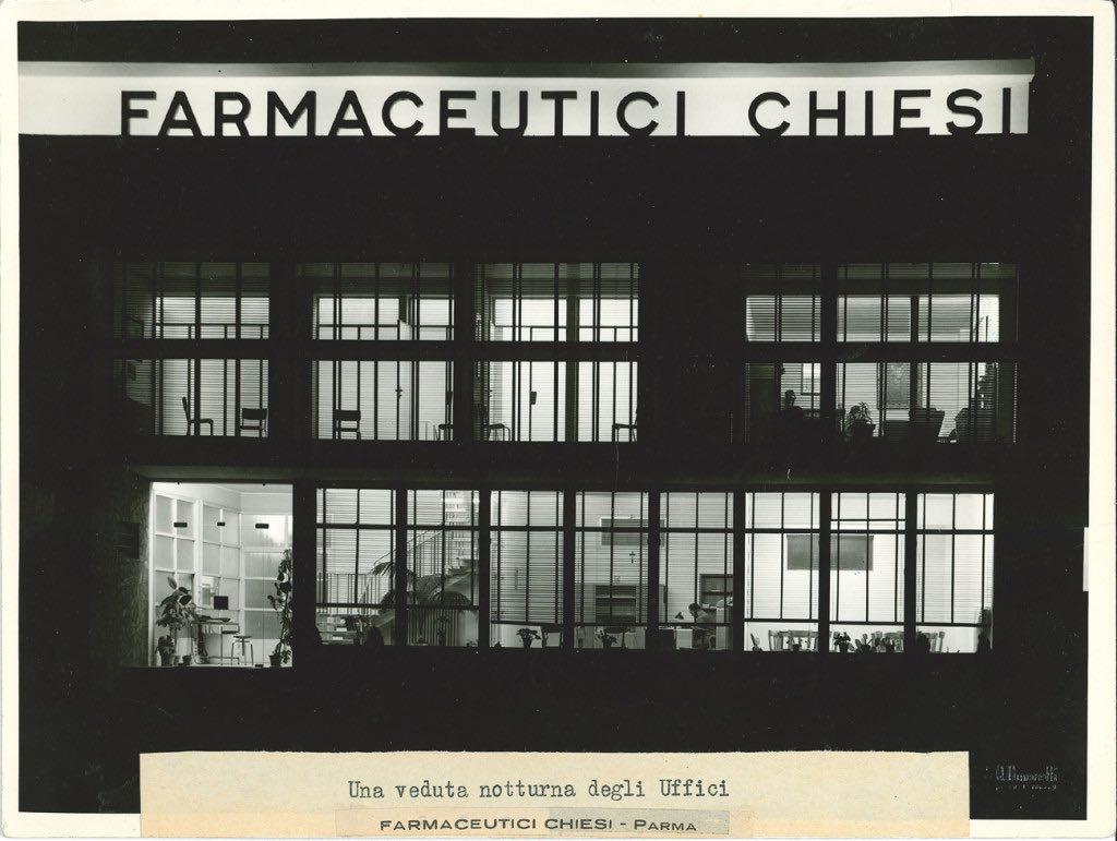 Chiesi_veduta notturna uffici via Palermo001