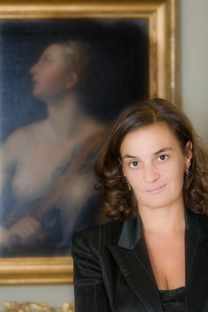 Francesca Cappelletti.