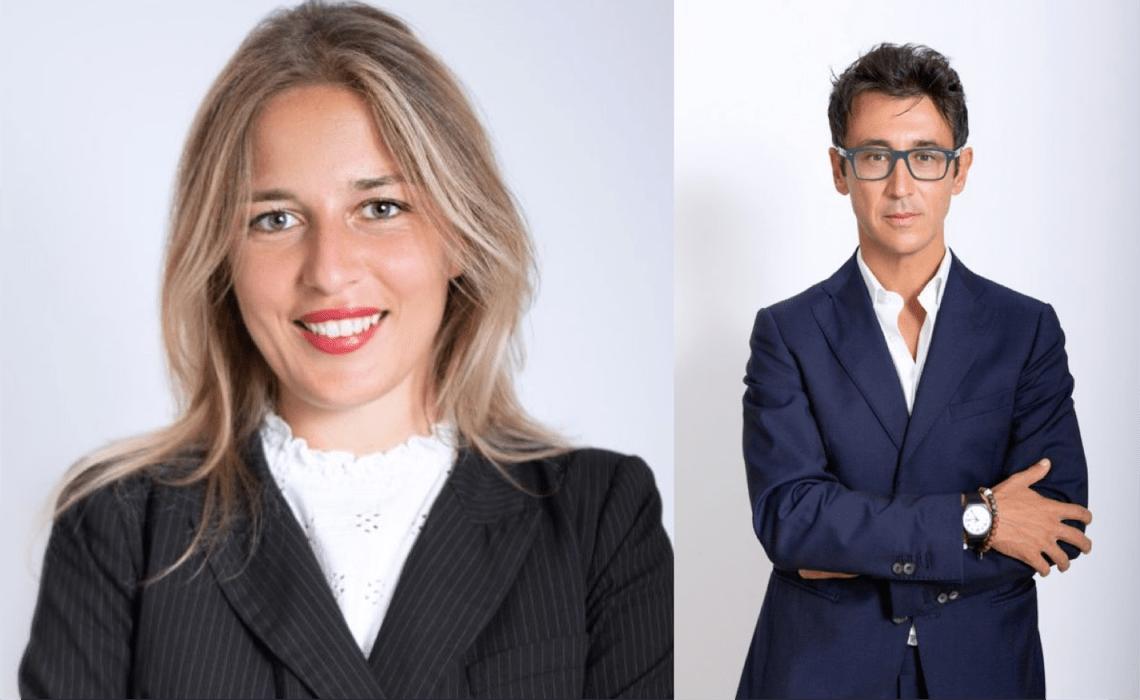 Francesca Laera e Paolo Intermite