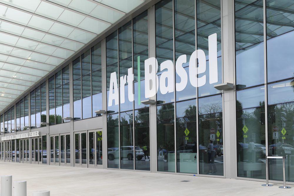 Il Miami Beach Convention Center, dove si svolge l'Art Basel ogni dicembre. Immagine per gentile concessione di Art Basel