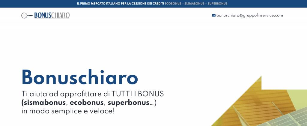 Bonus Chiaro