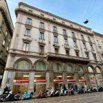 via Santa Margherita Milano