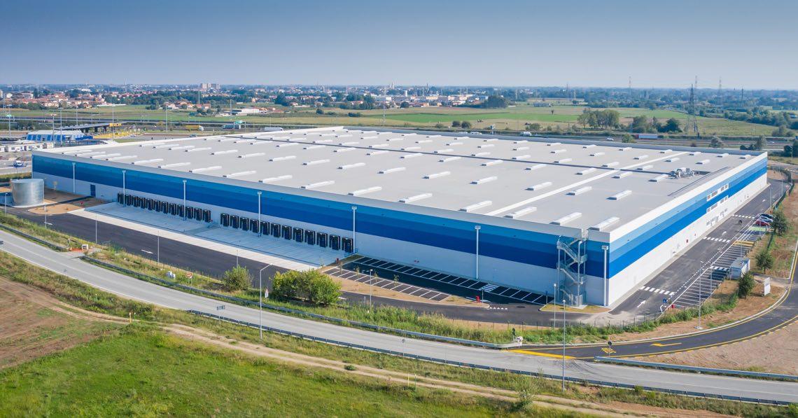 L'asset logistico di Mesero (Milano)