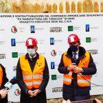 Foto 1 Altieri, Della Posta e Decaro all'Ex Manifattura Tabacchi di Bari