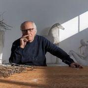 Mimmo Paladino, Ritratto di Lorenzo Palmieri