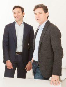 Massimiliano Magrini Paolo Gesess venture capital