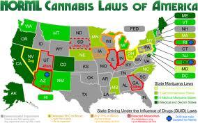 Mappa Marijuana Ghost Group