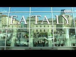 Il nuovo negozio Eataly a Milano