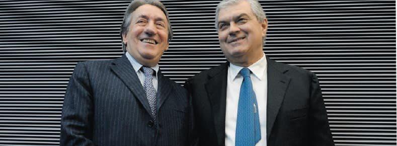 Innocenzo Cipolletta e Gabriele Cappellini