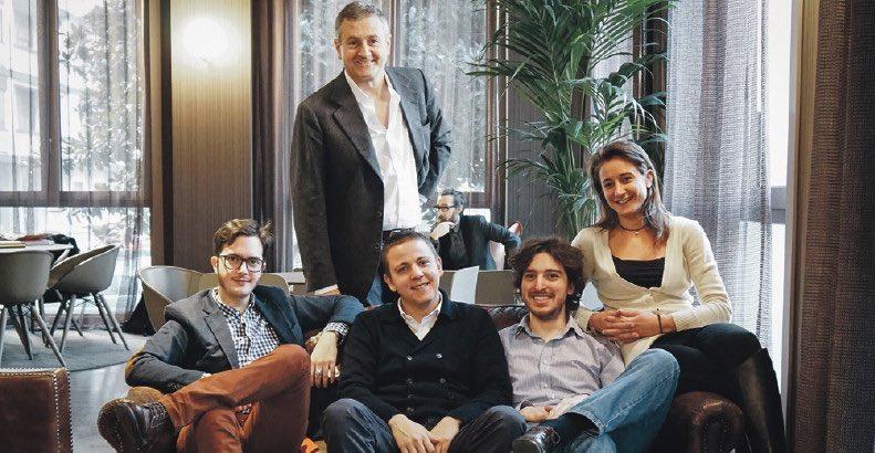Il team di Insta Partners. Da sin