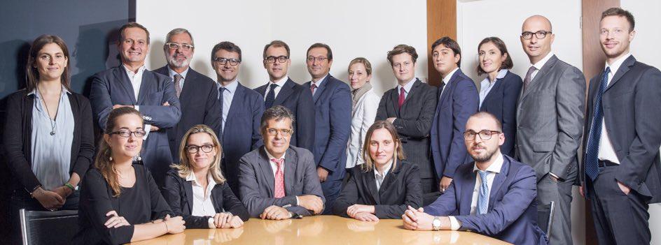 Il team di Wise sgr