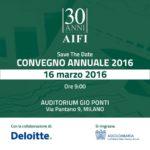 save the date convegno annuale
